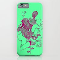 iPhone & iPod Case featuring MashUp Five by Prince Arora