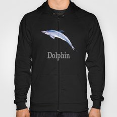 D is for Dolphin Hoody