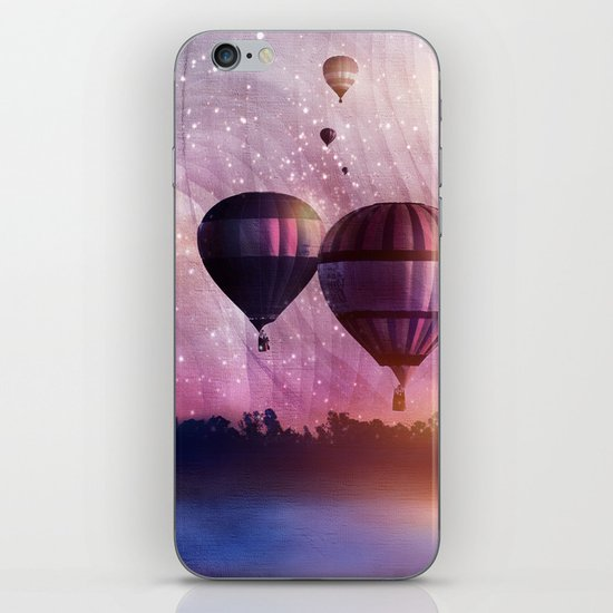 So Far so Close iPhone & iPod Skin