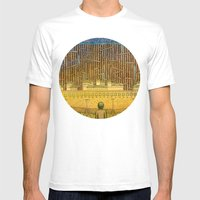 Noah Mens Fitted Tee White SMALL