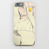 Mr Sparkle Butt iPhone 6 Slim Case