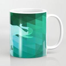 Emerald Elephant Mug