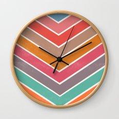 journey 1 Wall Clock