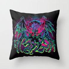 COSMIC HORROR CTHULHU Throw Pillow
