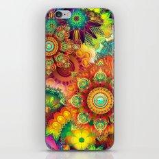 Gipsy Mandala's iPhone & iPod Skin