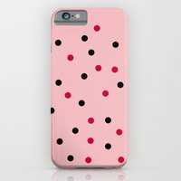 iPhone & iPod Case featuring Cherry Garcia by Ice Cream Theory