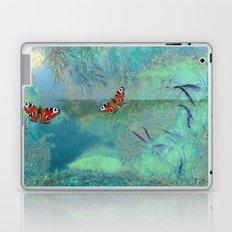 LANDSCAPE-The Pond Laptop & iPad Skin