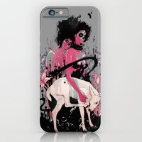 iPhone & iPod Case featuring OKIL by SPYKEEE