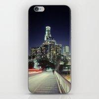 Black River, Your City Lights Shine iPhone & iPod Skin