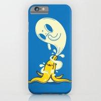 Banana Ghost iPhone 6 Slim Case