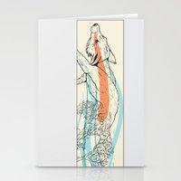 Bramble Fox Stationery Cards