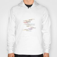 Word Inventions William Shakespeare Quote Art - Typography Hoody