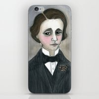 Lewis Carroll And The Ch… iPhone & iPod Skin