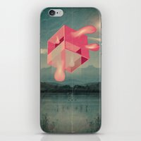bucolico cubolo iPhone & iPod Skin