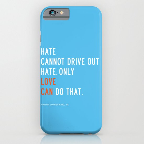 Love Can Quote iPhone & iPod Case