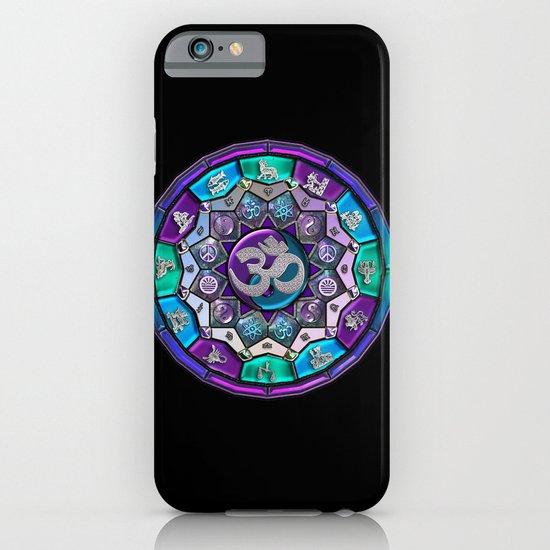 UROCK! Independence Mandala iPhone & iPod Case