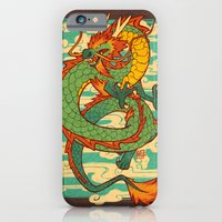 Serpent of the Wind iPhone 6 Slim Case