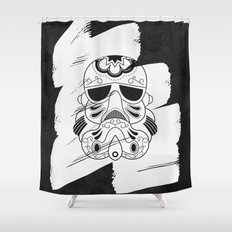 Storm Trooper #3 Shower Curtain