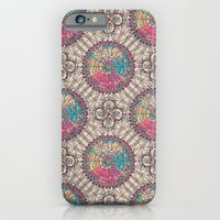 iPhone & iPod Case featuring Stained Glass Mosaic by hcase