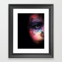 Imaginary Friend Framed Art Print