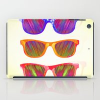 Sunglasses In Paradise iPad Case