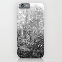 Snow in early fall(3) iPhone 6 Slim Case