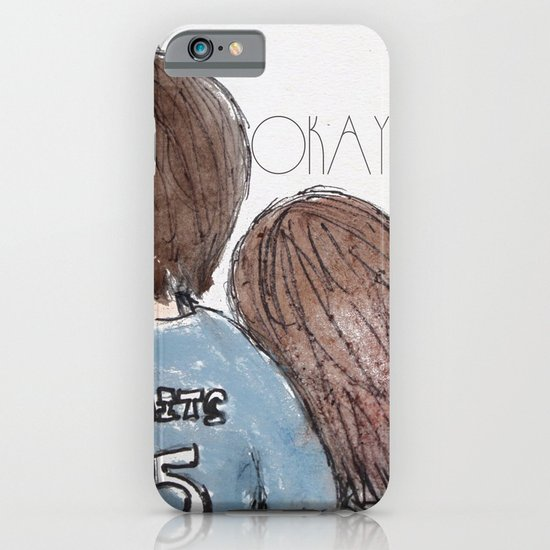 The Fault in Our Stars iPhone & iPod Case