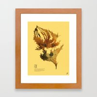 Folia Infinitus Framed Art Print