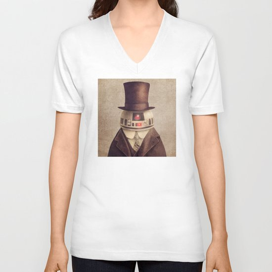 Duke R2 V-neck T-shirt