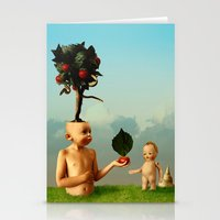 A New Breed Stationery Cards