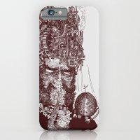 Franz Joseph Hulihee iPhone 6 Slim Case