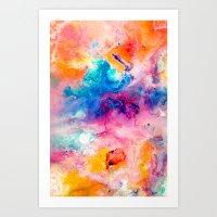 Instill Art Print