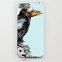 iPhone & iPod Case featuring plague by swinx