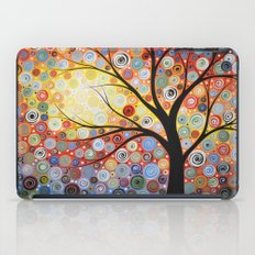Celestial Sunset iPad Case