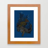 Pax Indiana Framed Art Print