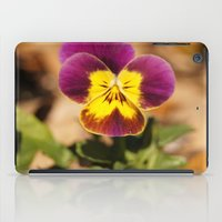 April Showers Bring May Flowers iPad Case