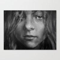 ALEX Canvas Print