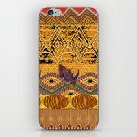 Chipembere ... Africa iPhone & iPod Skin
