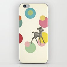 Go Bambi! iPhone & iPod Skin