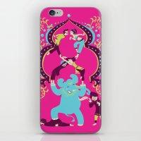 Bollywood tickle iPhone & iPod Skin