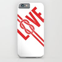 Love Knot (Red) iPhone 6 Slim Case