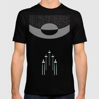 Hope Mens Fitted Tee Black SMALL