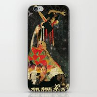 Dance. Illustration Seri… iPhone & iPod Skin