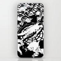 Copycat Suicide iPhone & iPod Skin