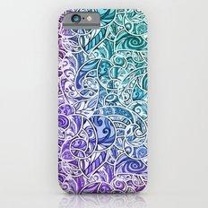 Tangle Pattern #002 iPhone 6s Slim Case