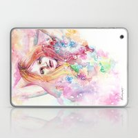 Whatever Doesn't Kill Me Laptop & iPad Skin