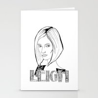 Leigh  Stationery Cards