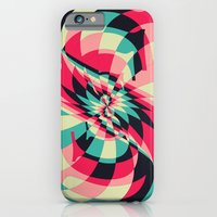 iPhone & iPod Case featuring Swivel Vision (Available in the Society 6 Shop) by Ashley
