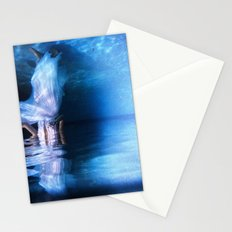 UNDERWATER GODDESS DREAMING  Stationery Cards