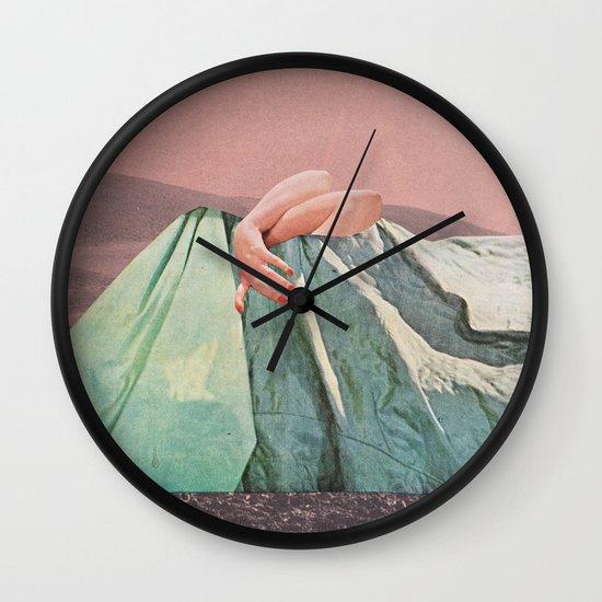 SITE Wall Clock